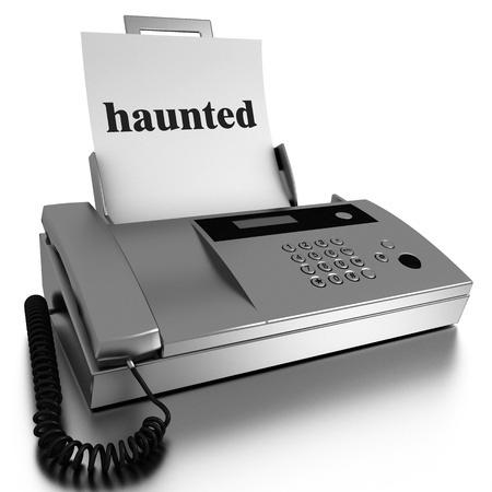 Haunted Office