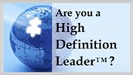 High Definition Leadership Quiz